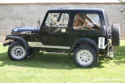 jeep laredo cj-7 vehicules utilitaires yonne