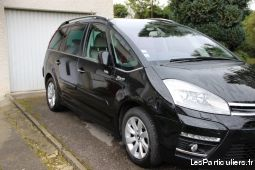citroën grand c4 picasso 7pl-hdi 150ch - exclusive vehicules voitures somme