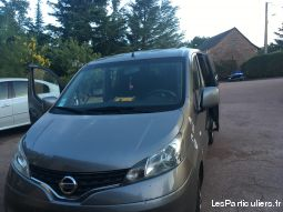 nissan evalia véhicule 7 places vehicules voitures aveyron