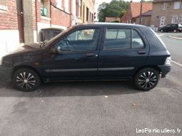Renault clio 1 phase 2