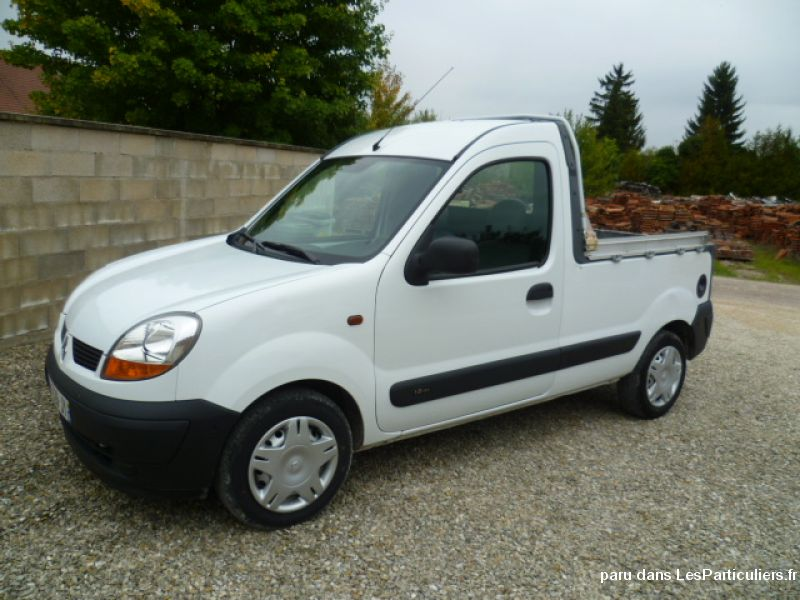 renault kangoo pick up 1 2 16v confort vehicules aube. Black Bedroom Furniture Sets. Home Design Ideas