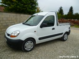 renault kangoo pick-up 1.2 16v confort vehicules utilitaires aube