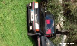 peugeot 205 gti vehicules voitures corse