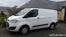 ford transit custom année 2014 vehicules utilitaires finistère
