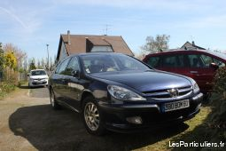 peugeot 607 2.2 hdi automatique pack cuir vehicules voitures oise