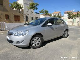 opel astra j enjoy  5 portes 1,4 i twinport 100 vehicules voitures aude