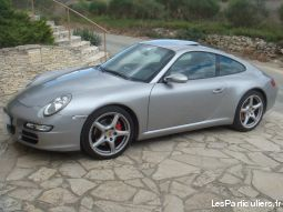 911 (997) carrera s  3,8l  355ch full options vehicules voitures aude