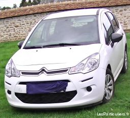 citroën c3 hdi 70 bvm attraction - 9 600 km vehicules voitures eure