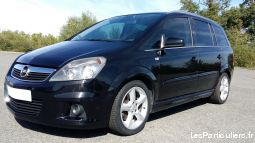 opel zafira design edition vehicules voitures loire