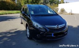 opel zafira tourer 2.0 cdti 130 cosmo vehicules voitures saône-et-loire