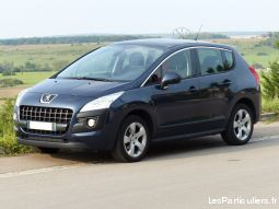 peugeot 3008 1. 6hdi (gps)  vehicules voitures moselle