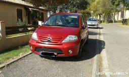 citroën c3 phase 2 1.4 hdi 70cv exclusive vehicules voitures gers