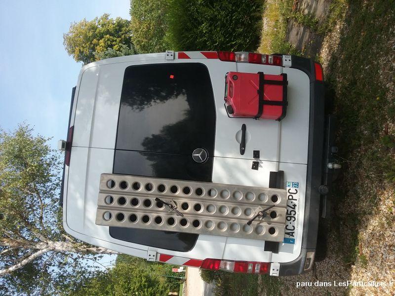 mercedes sprinter camping car et 4x4 vehicules essonnes