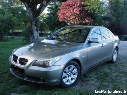 bmw 520 i 6 cylindres e60 vehicules voitures vosges