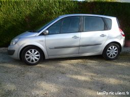 scenic 2 dci 150 vehicules voitures indre-et-loire