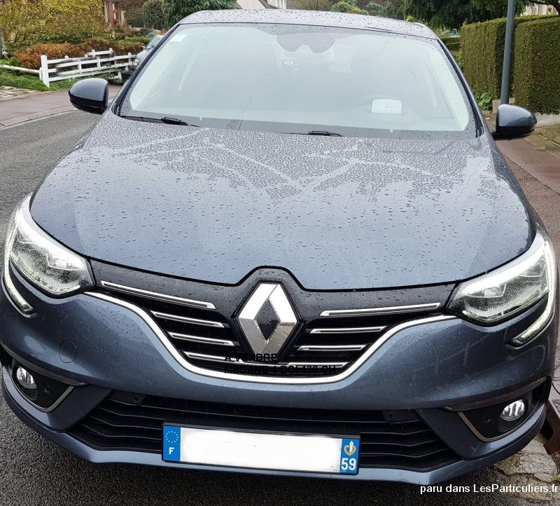 megane iv dci 130 intens vehicules voitures nord