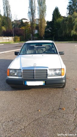 mercedes 200e w124 collection vehicules voitures moselle