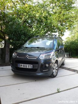 citroën c3 picasso hdi (115ch) bvm6 variante sh9hd vehicules voitures jura