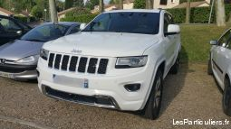 jeep grand cherokee 3.6l v6 flexfuel - 02 / 2016 vehicules voitures essonnes