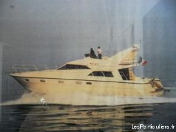 Seamore 1818 motor yacht