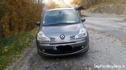 renault grand modus 1,5 dci dynamic vehicules voitures isère