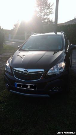 opel mokka cdti 130cv cosmo pack vehicules voitures gironde