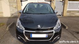 peugeot 208 style vehicules voitures yvelines