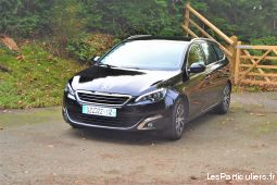 peugeot 308 sw hdi 120 allure 21.600 kms vehicules voitures sarthe