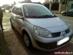 renault scenic 2 vehicules voitures oise