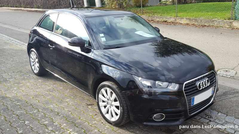 audi a1 1.6 tdi 105 vehicules voitures bas-rhin