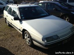 xm break turbo d12 ambiance 1992 - ct ok vehicules voitures val-d'oise