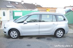 citroën c4 grand picasso ii e-hdi 115 intensive vehicules voitures seine-et-marne