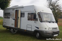 camping car integral hymer vehicules caravanes camping car charente-maritime