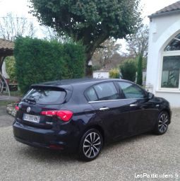 fiat tipo easy 1,4 tjet 120  gps  5 portes  vehicules voitures charente