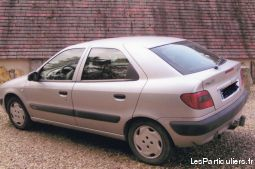 xsara 2.0 hdi 90ch sx avec attelage vehicules voitures indre