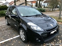 renault clio 3(iii) phase 2 1.5 dci 85cv exception vehicules voitures moselle