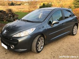 peugeot 207 1.6 hdi 16v 90 premium pack 5p vehicules voitures yvelines