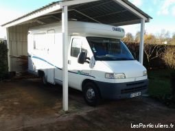 camping car chausson welcom 50 vehicules caravanes camping car charente