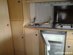 CAMPING CAR CHAUSSON WELCOM 50