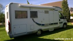 camping car mc louis 671 tandy vehicules caravanes camping car calvados