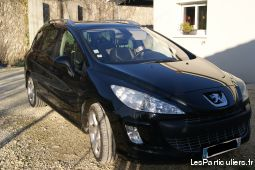 peugeot 308sw 2l hdi 136cv feline vehicules voitures gironde