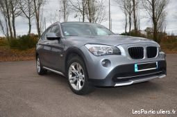 bmw x1 sdrive 143 ch luxe 2012 vehicules voitures ille-et-vilaine