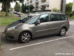 grand c4 picasso - 1.6 hdi 110 fap bv5 7pl vehicules voitures yvelines
