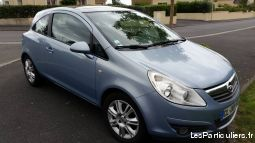 opel corsa cosmo 1.3 cdti 90ch–toit ouvrant élec. vehicules voitures calvados