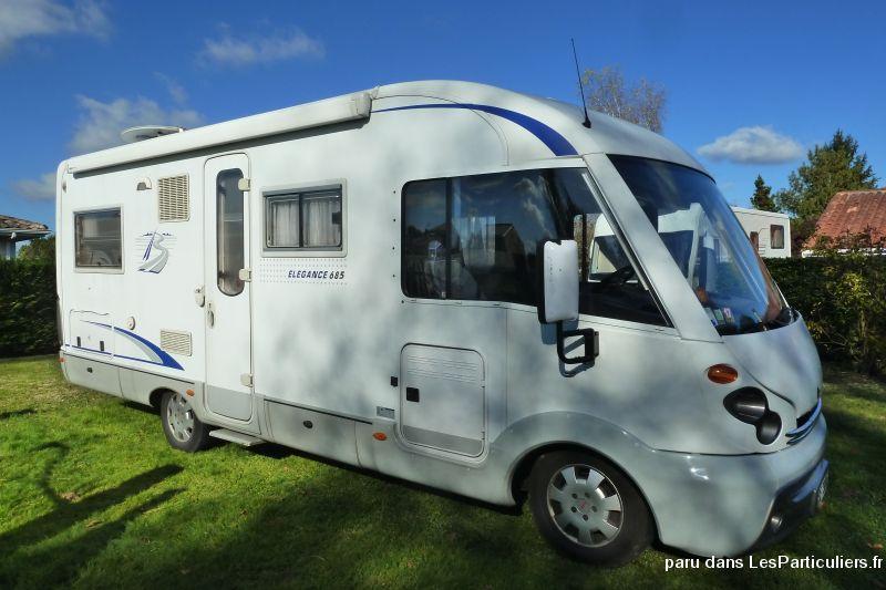 camping car burstner intgral i685 elegance vehicules gironde. Black Bedroom Furniture Sets. Home Design Ideas