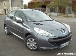 peugeot  206+ urban 1,4l hdi 70ch vehicules voitures charente