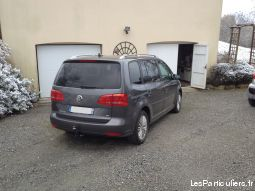 volkswagen touran match 7 places tdi105 vehicules voitures indre