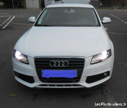 audi a4 avant 2.0 tdi 143ch dpf ambition luxe vehicules voitures jura