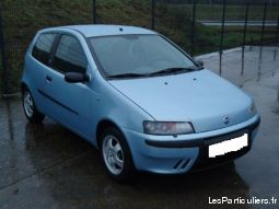 fiat punto - 1.3 - 5 places vehicules voitures seine-saint-denis