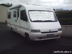 camping car rapido vehicules caravanes camping car vienne